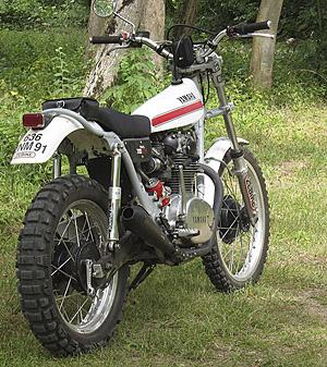 Yamaha 700 XTY