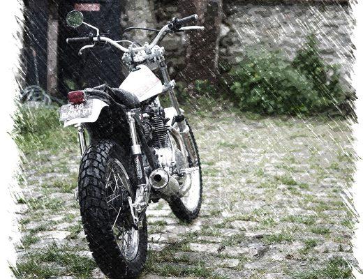 Yamaha 700 XTY - ZEbike