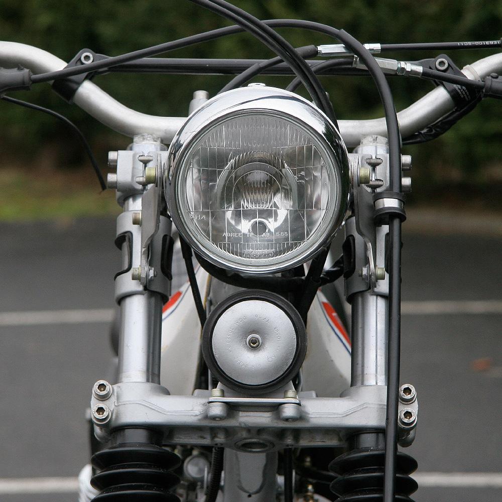 Yamaha 525 XTY 143