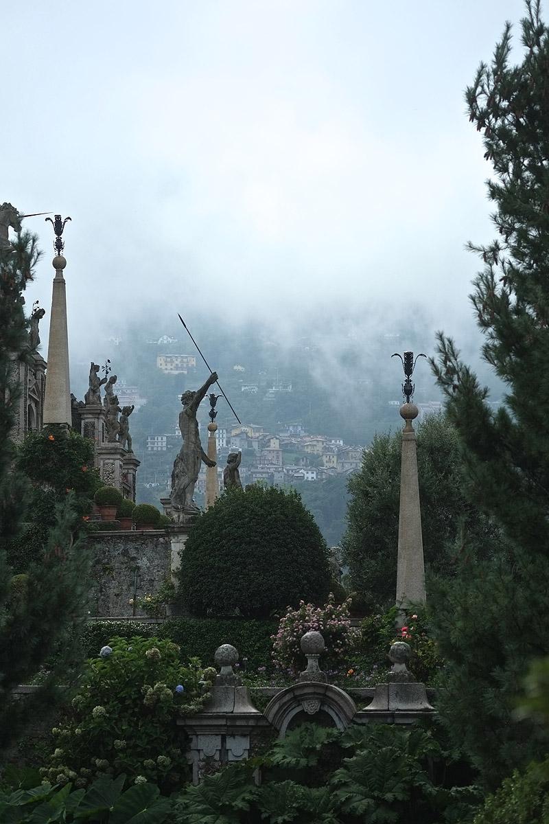 Les jardins d'Isola Bella
