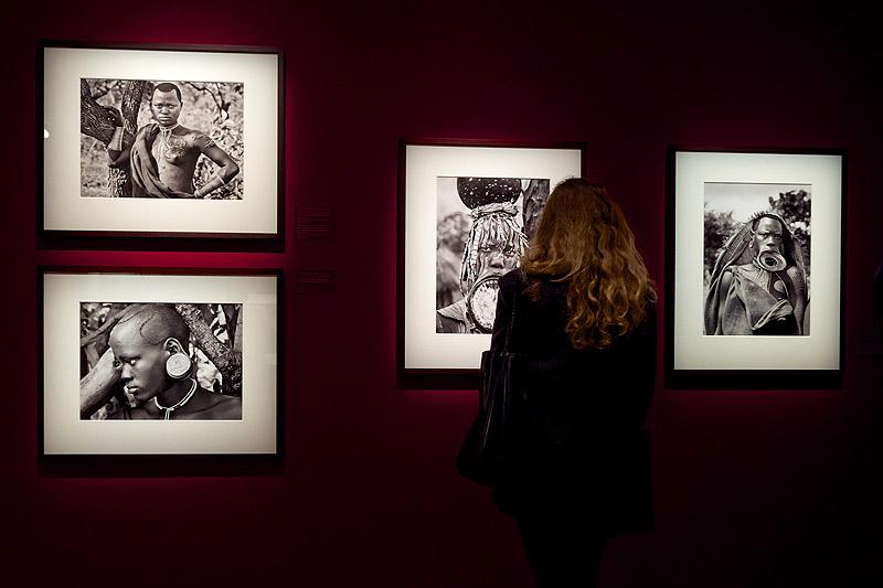 Sebastião Salgado à la Maison Européenne de la Photographie