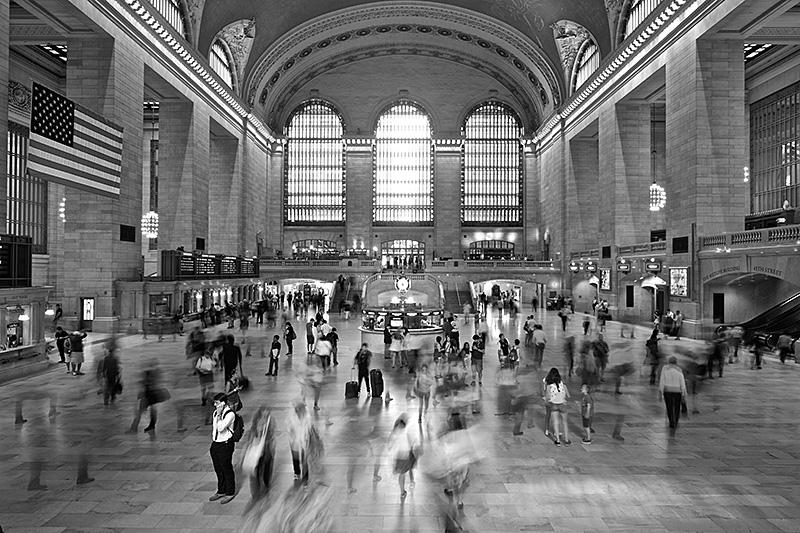 Grand Central Station - Manhattan