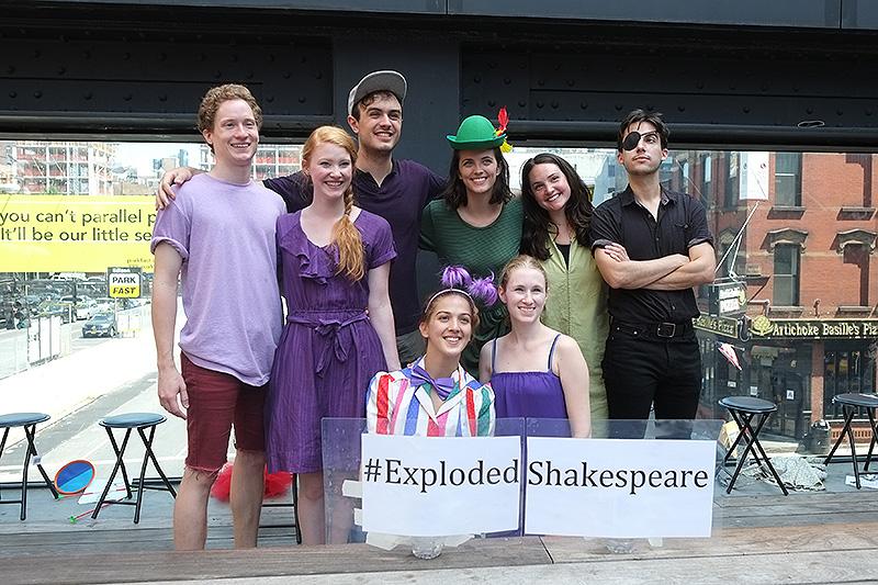 Exploded Shakespeare