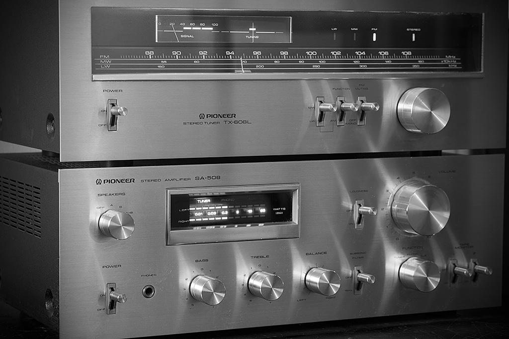 Ampli SA-508 et tuner TX-608L Pioneer