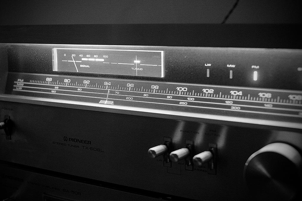 Tuner Pioneer TX-608L