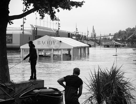 Baody - Crue de la Seine 2016