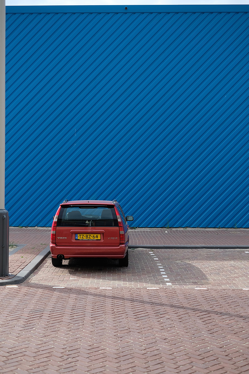 La Volvo - Voiture du peuple au Pays bas, Danemark, Norvège et Suède