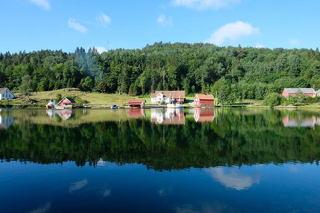 Quelque part Christiansand et Stavanger