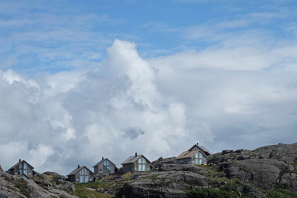 Quelque part entre Christiansand et Stavanger