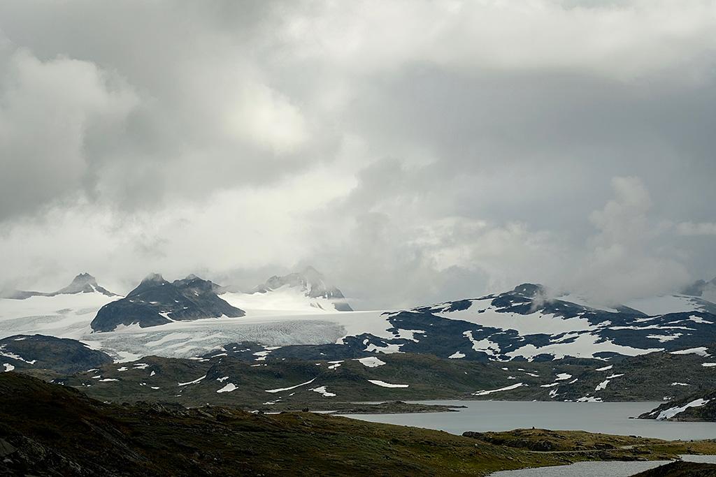 Presque sur le toit de la Norvège