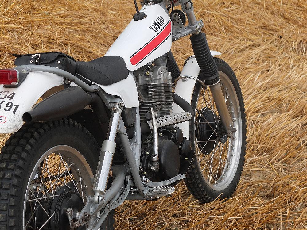 Yamaha 525 XTY