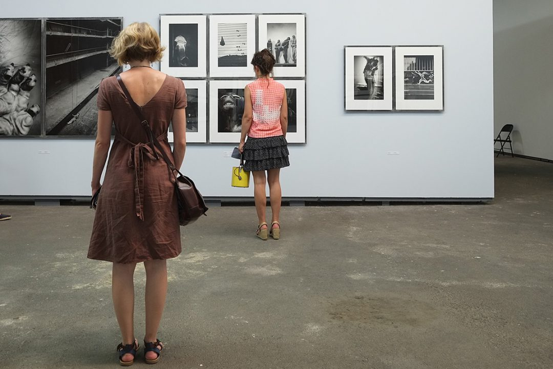 Les rencontres Arles photographie
