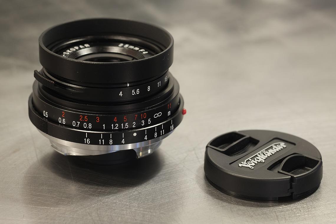 Voigtlander 25mm Color Skopar F4