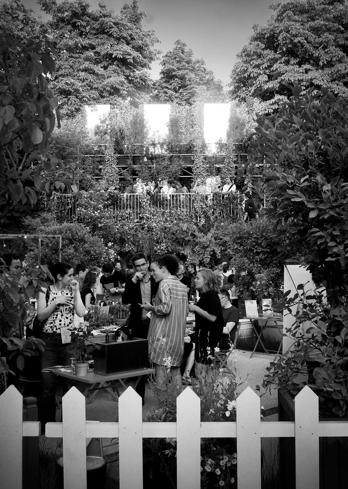 Jardins Jardins - Paris