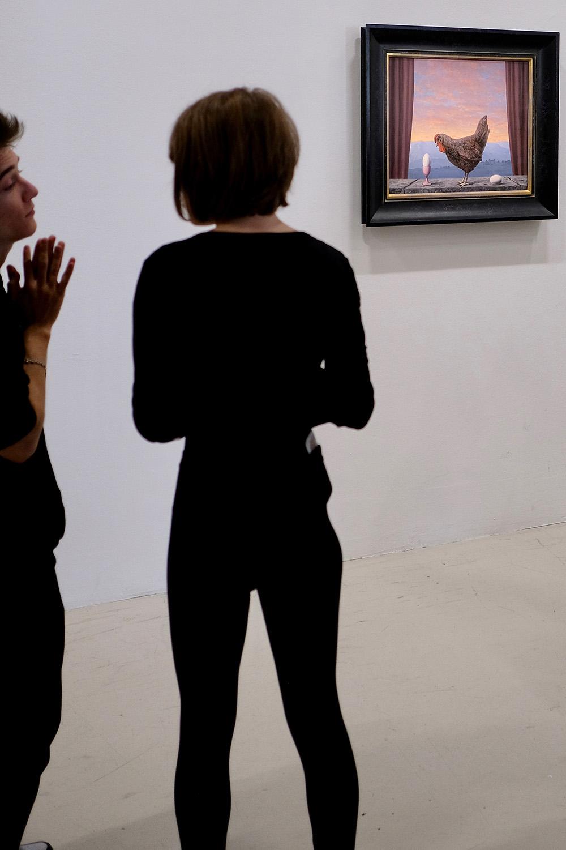 Magritte au Centre Pompidou