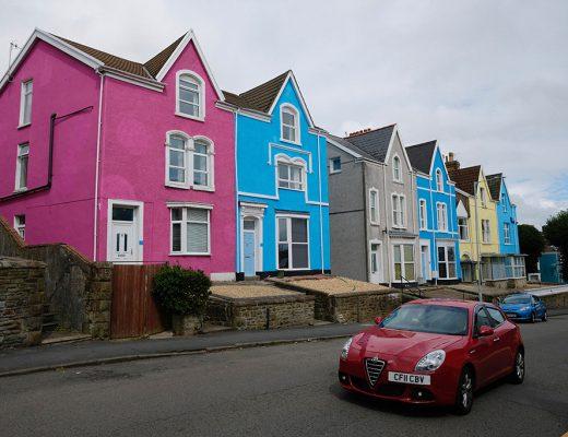 Colors à Swansea