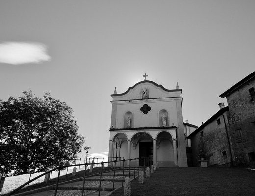 Eglise de Lesa