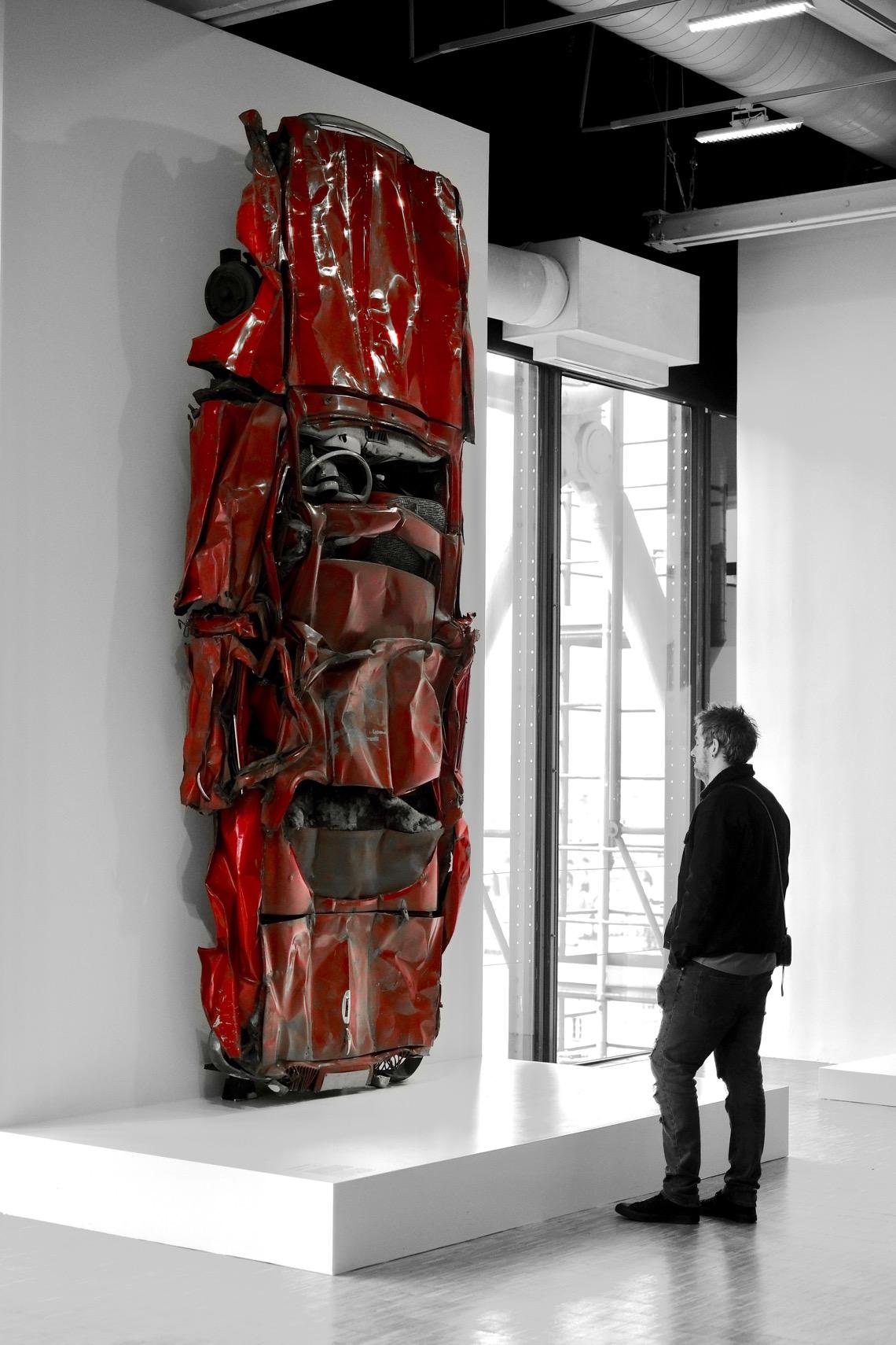César au Centre Pompidou