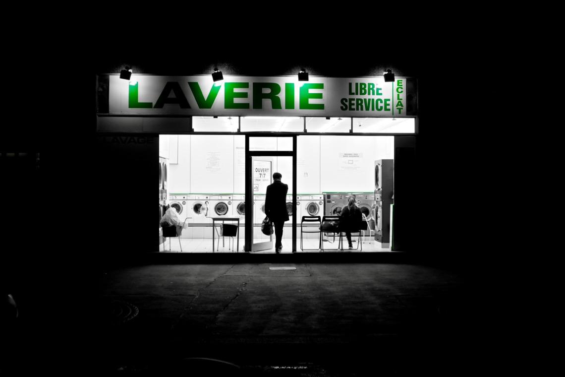 Laverie ©Frédéric Fleury