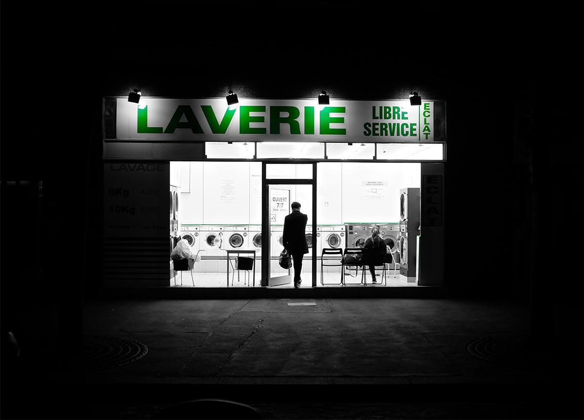 le laverie © Frédéric Fleury